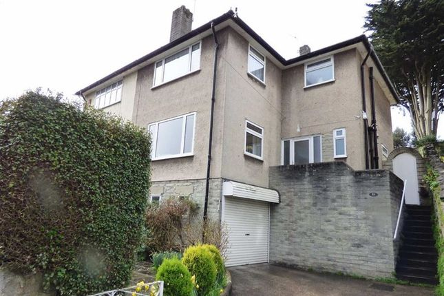 Thumbnail Semi-detached house for sale in Arundell Road, Weston-Super-Mare