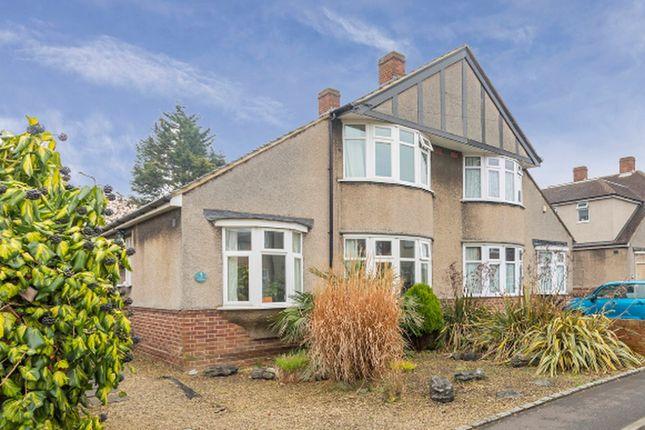 Thumbnail Semi-detached house for sale in Oaks Avenue, Feltham