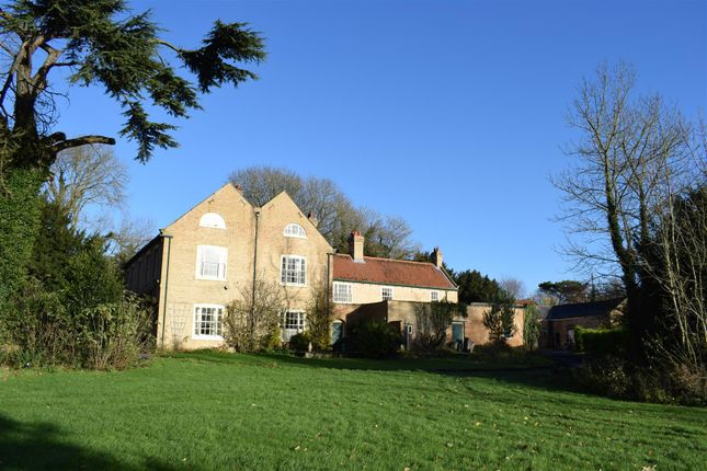 Thumbnail Detached house for sale in Melton Ross, Barnetby
