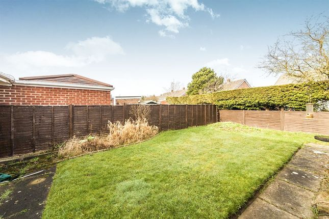 Gardens of Finchfield Close, Eaglescliffe, Stockton-On-Tees, Cleveland TS16