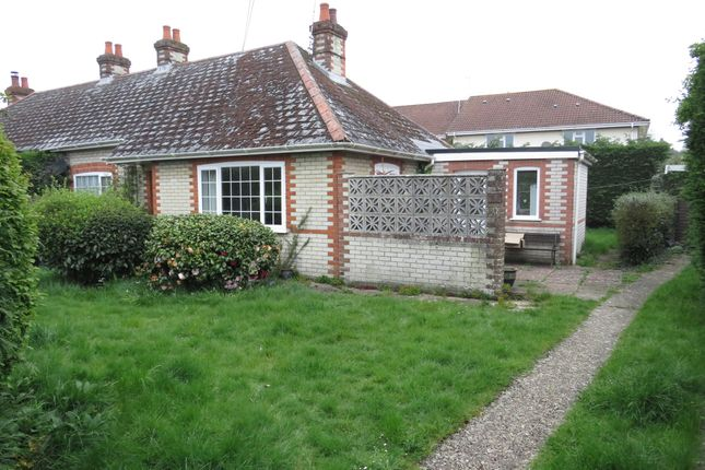 Thumbnail Semi-detached bungalow for sale in Lions Gate, High Street, Fordingbridge