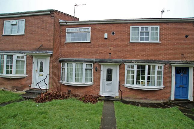 2 bed town house to rent in Downham Close, Arnold, Nottingham