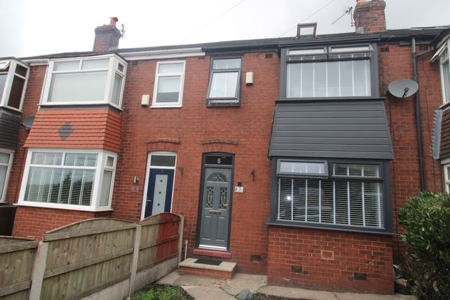 Thumbnail Terraced house for sale in Heywood Avenue, Austerlands, Oldham