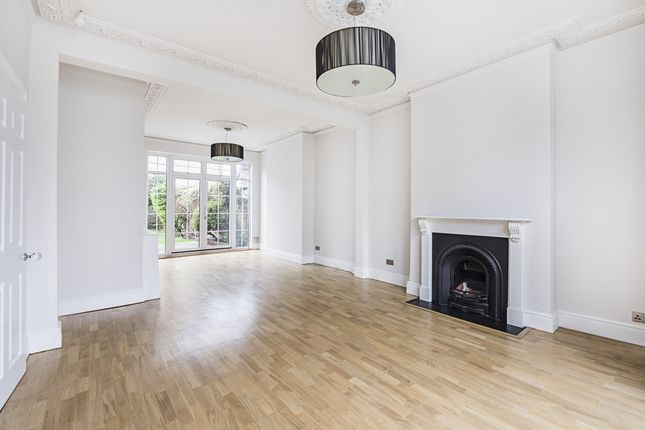Thumbnail Terraced house to rent in Munster Road, London
