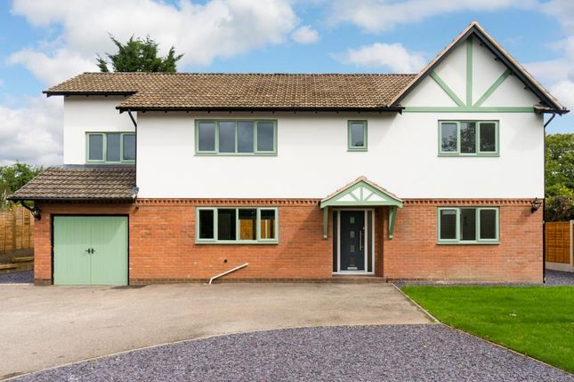 Thumbnail Detached house for sale in Chapel Hill, Bicton Heath, Shrewsbury