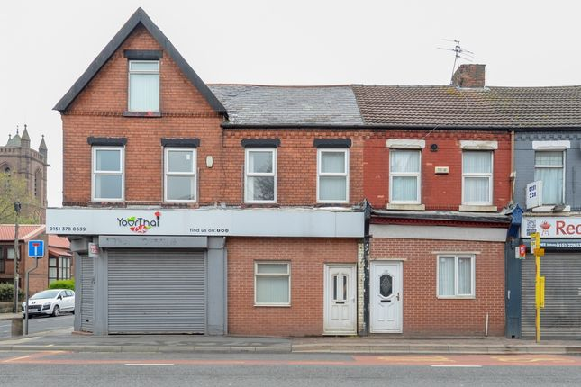 Thumbnail Terraced house for sale in Prescot Road, Liverpool