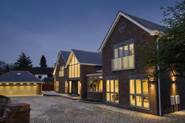 Thumbnail Detached house to rent in Wayside Gardens, Gerrards Cross, Bucks