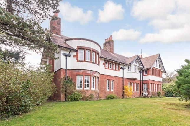 Thumbnail Flat for sale in The Crescent, Skelmorlie, North Ayrshire, Scotland