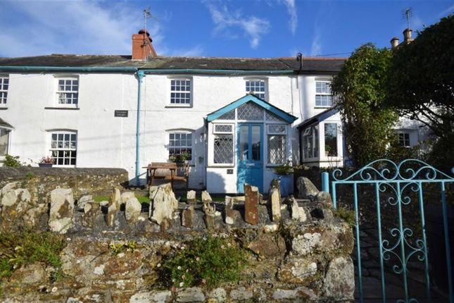 Thumbnail Terraced house to rent in Trevanger Cottages, St Minver, Cornwall