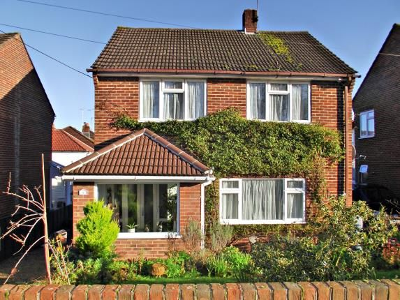 Thumbnail Detached house for sale in Hounsdown, Southampton, Hampshire