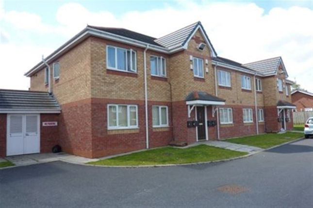 Thumbnail Flat to rent in Larchtree Mews, West Derby, Liverpool