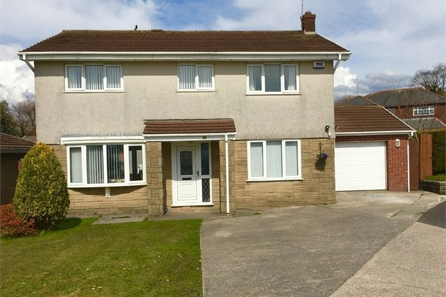 Thumbnail Detached house for sale in Brookfield, Neath Abbey, Neath, West Glamorgan