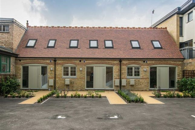Thumbnail Mews house for sale in Fore Street, Hertford, Hertfordshire