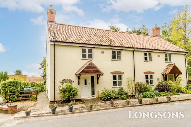Thumbnail Semi-detached house for sale in Lexham Road, Litcham