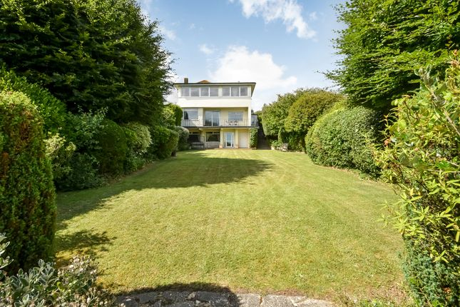 Thumbnail Detached house for sale in Portsdown Hill Road, Bedhampton, Havant