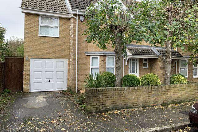 Thumbnail Semi-detached house for sale in Kings Road, Cowley, Uxbridge