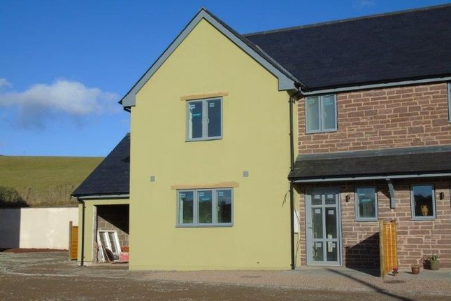 Thumbnail Semi-detached house for sale in Studland, Welsh Newton, Monmouth