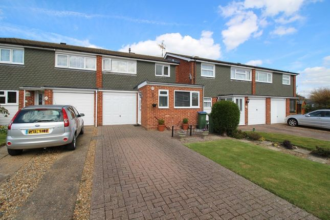 3 bed terraced house for sale in Kennedy Road, Horsham