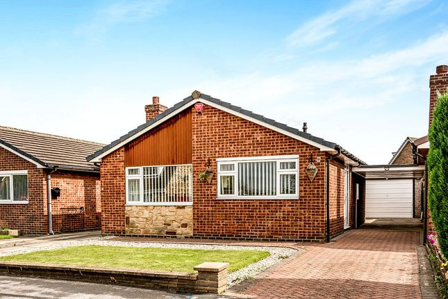 Thumbnail Bungalow for sale in Ashbourne Crescent, Garforth, Leeds