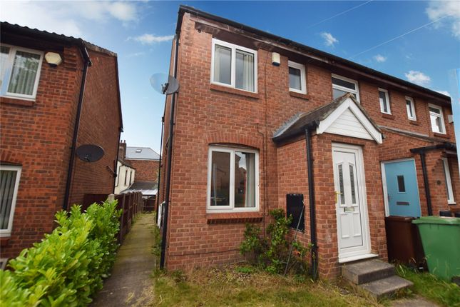 Thumbnail End terrace house to rent in Redhall Crescent, Leeds, West Yorkshire
