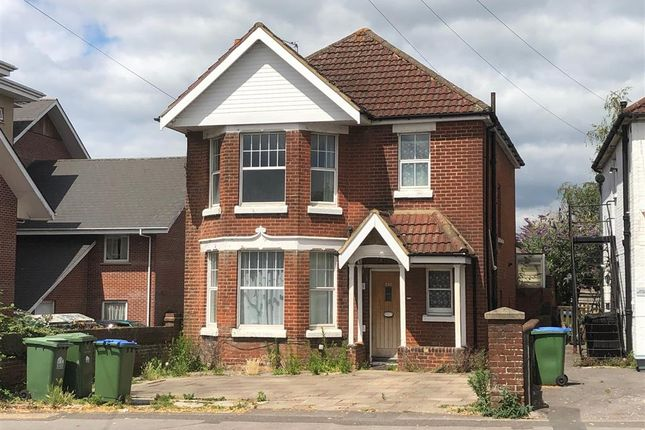 Thumbnail Detached house for sale in Winchester Road, Shirley, Southampton