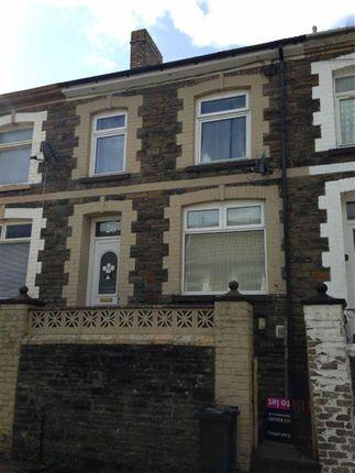 Thumbnail Terraced house to rent in Coronation Place, Aberfan, Merthyr Tydfil