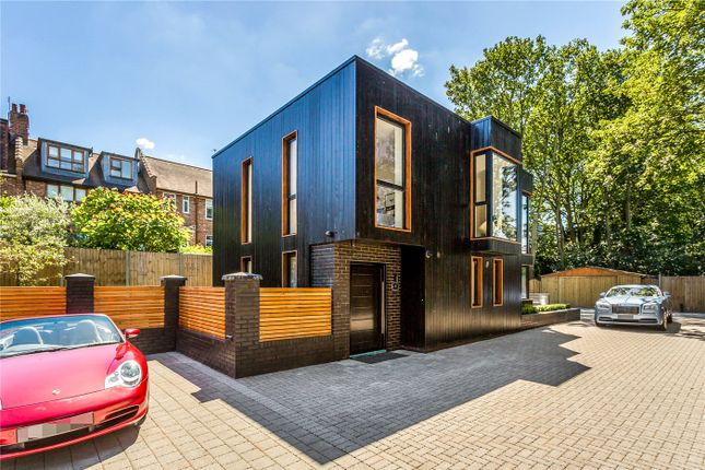 Thumbnail Detached house for sale in Darcies Mews Cecile Park, London