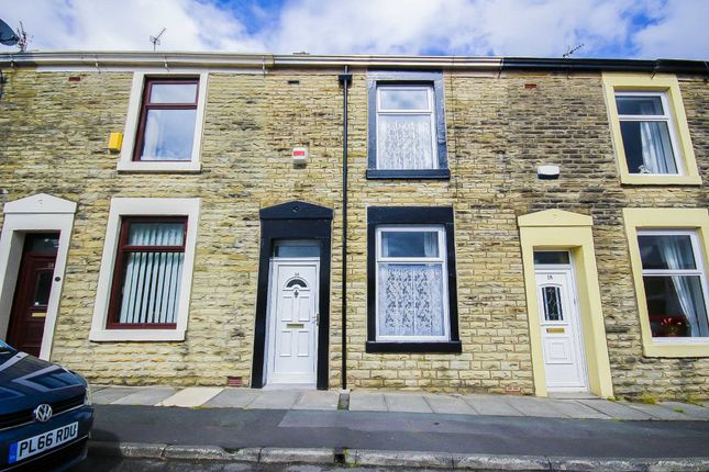 Thumbnail Terraced house to rent in Cambridge Street, Great Harwood, Blackburn