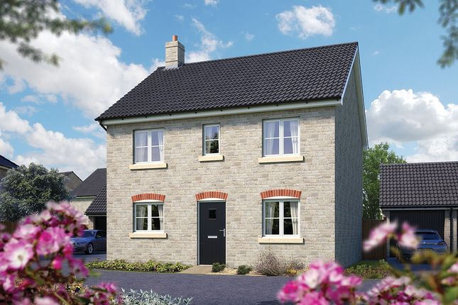 """Thumbnail Detached house for sale in """"The Buxton"""" at Cleveland Drive, Brockworth, Gloucester"""