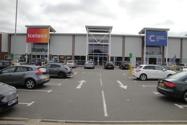 Thumbnail Retail premises to let in Wisbech Retail Park, Cromwell Road, Wisbech