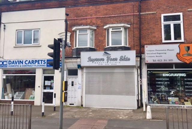 Thumbnail Retail premises to let in Chester Road North, Sutton Coldfield
