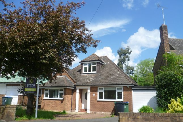 Thumbnail Detached bungalow for sale in Newton Road, Great Barr, Birmingham