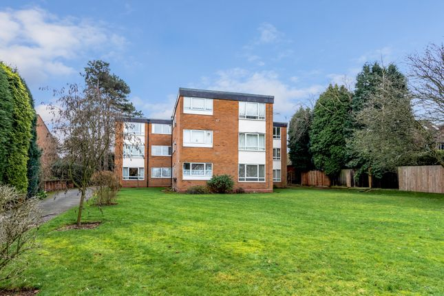Thumbnail Flat for sale in Devonshire Court, 44 Belwell Lane, Sutton Coldfield, West Midlands
