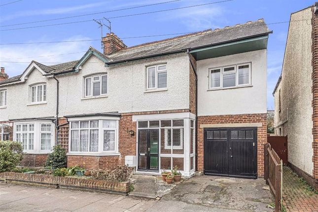 Thumbnail Semi-detached house for sale in Bradgate Road, Bedford