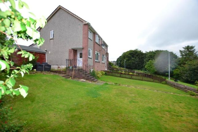Thumbnail Semi-detached house to rent in Glenview, West Kilbride, North Ayrshire