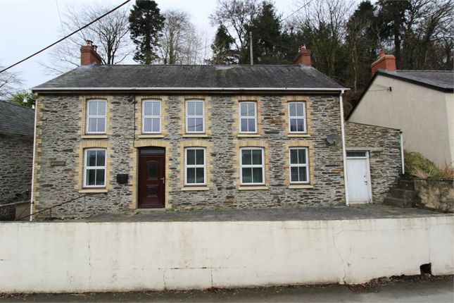 Thumbnail Detached house for sale in Pontsian, Llandysul