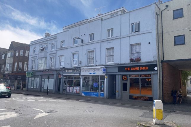 Thumbnail Retail premises for sale in High Street, Littlehampton, West Sussex