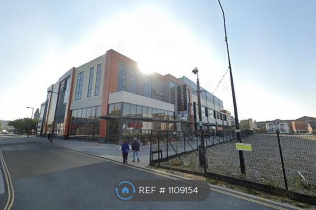 Thumbnail Flat to rent in St. James Street, Weston-Super-Mare