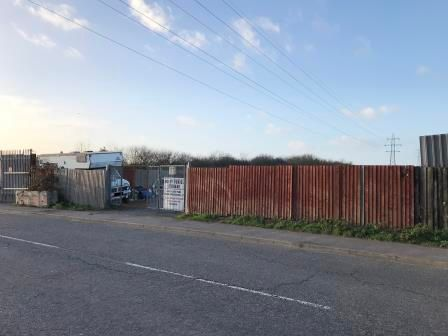 Thumbnail Land for sale in Land Adj. Purfleet Road, Aveley, South Ockendon, Essex