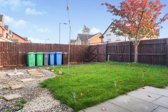Garden of Easedale Road, Moston, Manchester M40