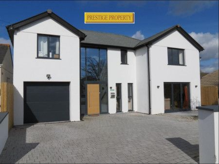 Thumbnail Detached house for sale in Trelowth Road, Polgooth, St. Austell