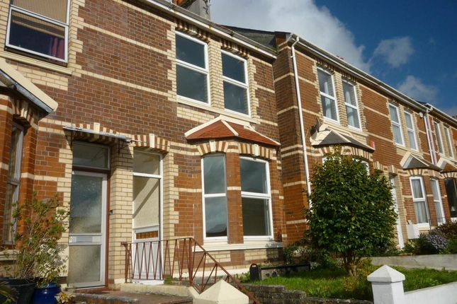 Thumbnail Terraced house for sale in Limetree Road, Peverell, Plymouth