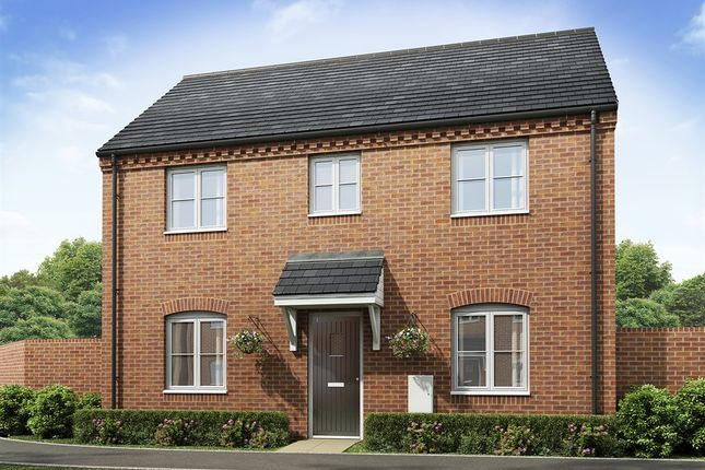 "Thumbnail Detached house for sale in ""The Shawbury"" at Lavender Way, Newark"
