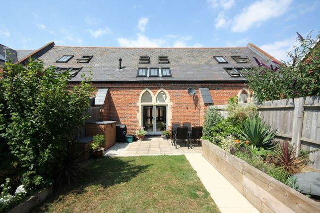Thumbnail Terraced house for sale in Old Chapel Drive, Colchester