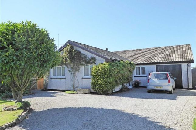 Thumbnail Detached bungalow for sale in Woodacott, Holsworthy