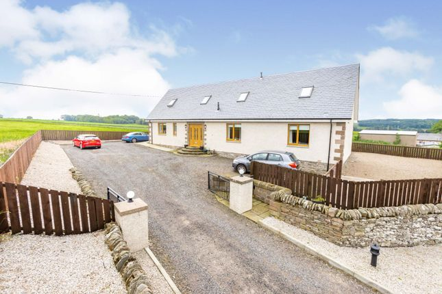 Thumbnail Detached house for sale in Strathmartine, Dundee