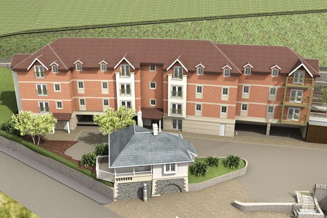 Thumbnail Flat for sale in 13 Lewis Court, 2 Ellerslie Drive, Malvern, Worcestershire