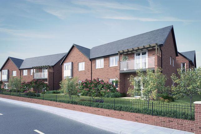 Thumbnail Flat for sale in Banacre Road, Longridge, Preston