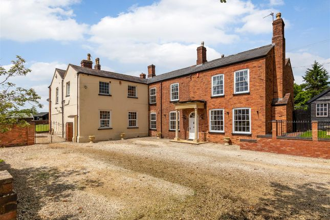 Thumbnail Detached house for sale in Main Road, Baxterley, Atherstone