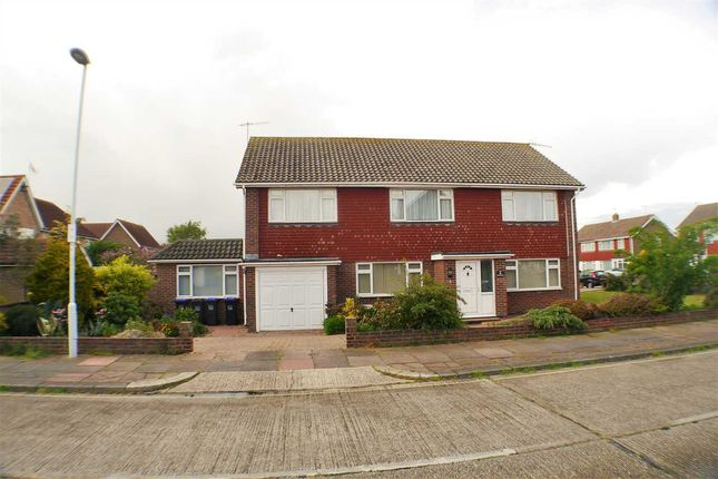 Thumbnail Flat to rent in Ophir Road, Worthing
